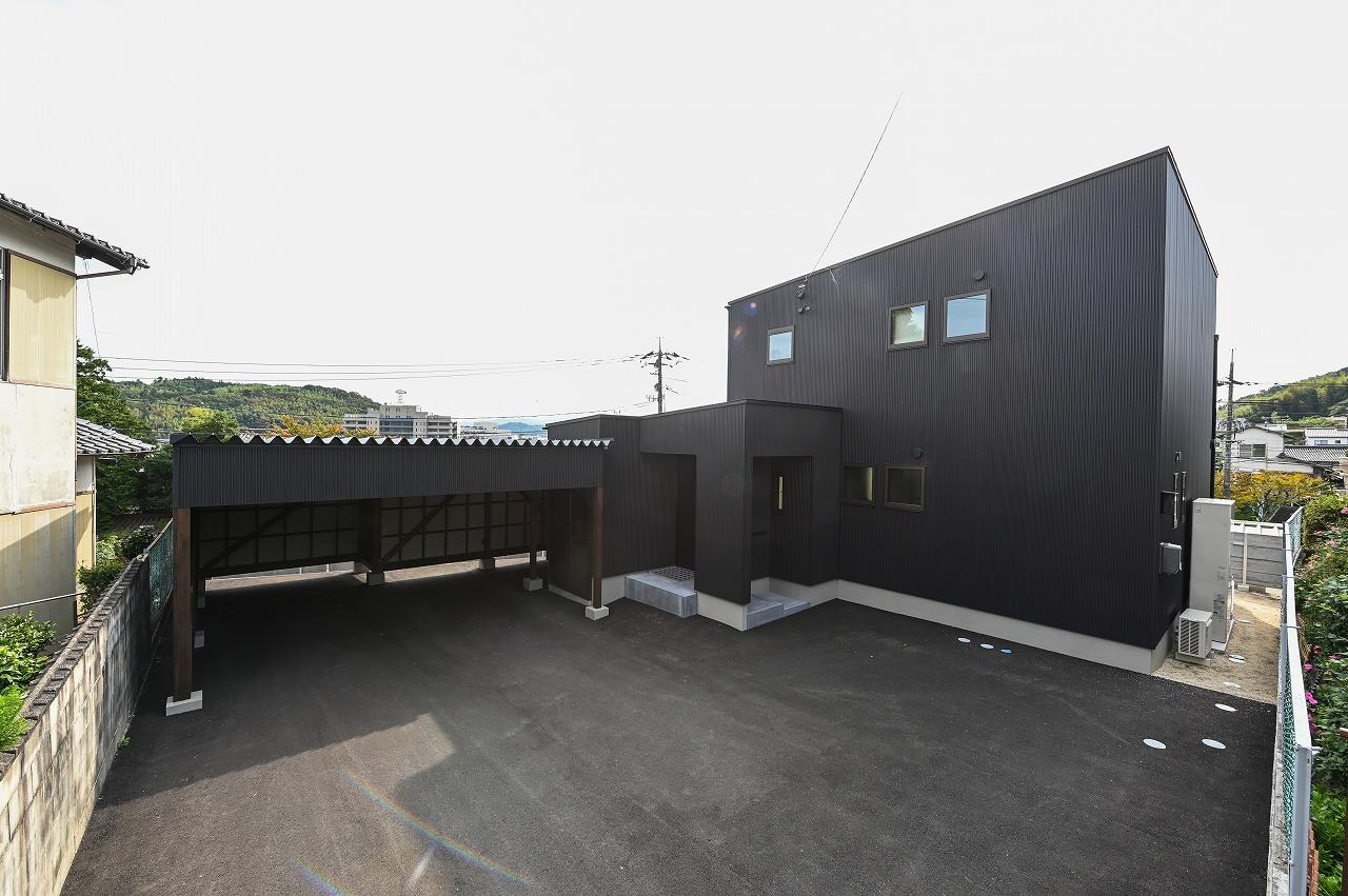 東津田の家