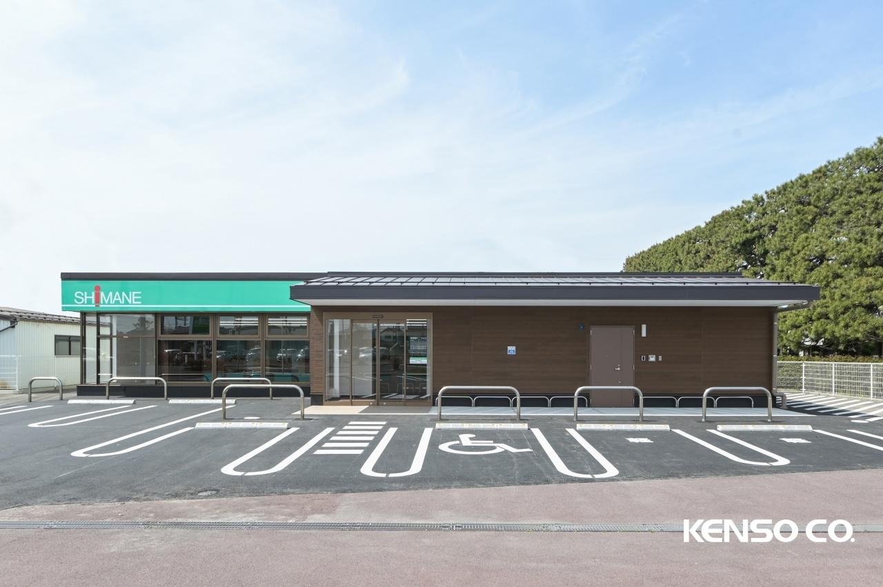 島根銀行 平田支店 改修工事